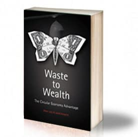 Book Cover: Waste to wealth