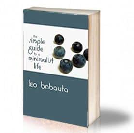 Book Cover: The Simple Guide to a Minimalist Life