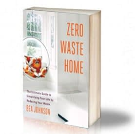 Book Cover: Zero Waste Home The Ultimate Guide