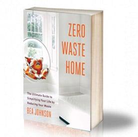 Book Cover: Zero Waste Home The Ultimate Guide